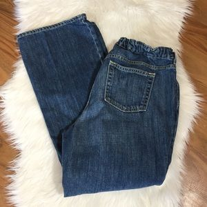 Old Navy maternity boot cut jeans, large